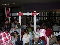 Taller infantil del VI Salón del Chocolate de Madrid en Moda Shopping. @Chocoadictos.