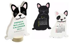 20 Modern 2013 Dog Calendars Photo | Dogmilk.com shares some sweet calendars for pet lovers.