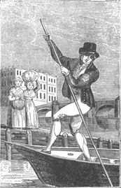 Regency Travel: Wherries on the Thames
