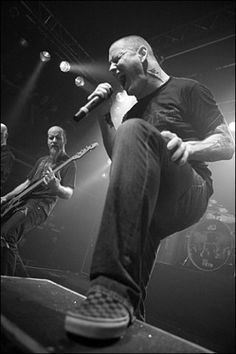 Mr Corey Taylor.
