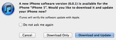 Apple Releases iOS 6.0.1 with Fixes for Keyboard Screen Glitch, Camera Flash Issues, and More