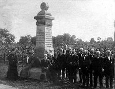 76th NY Infantry Reunion at Gettysburg on July 1 1893