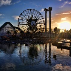 Disneyland's California Adventure, Anaheim, CA