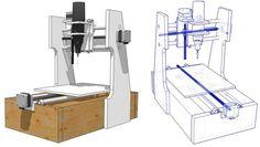 Build your own CNC machine!