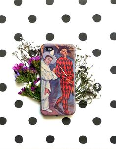 Cezanne pierrot iphone 6 case, iPhone 6S case, Iphone 6 plus cover, Samsung Galaxy Case, art, painting