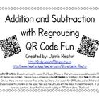 In this fun QR Code Activity, students will need to use a web-enabled iPod Touch, iPhone, or iPad with camera capabilities and a FREE QR Reader app...