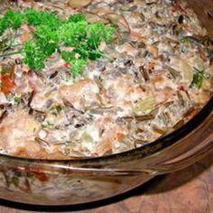 Pork and Wild Rice Casserole - Allrecipes.com