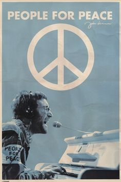 Cool John Lennon Concert Poster adds unique decor to your home or business. Every John Lennon Music collector would love this unusual gift. John Lennon Concert Posters are ready to hang with tabs on back. Woodstock, Les Beatles, John Lennon Beatles, John Lennon Quotes, Beatles Poster, Rock And Roll, Rock Vintage, Mundo Hippie, Concert Rock
