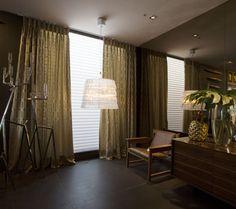CASA COR 2014 cortina Silhouette Luxaflex por Arthur Decor