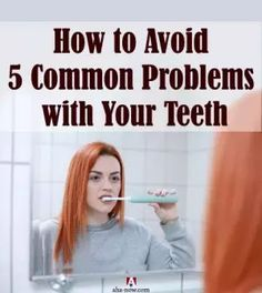 Dental health is as important as any other aspect of your health. Here is how you can avoid the common problems with your teeth and live a healthy life. Living A Healthy Life, Best Blogs, Dental Health, Take Care Of Yourself, Keep It Cleaner, Everything, Teeth, How To Make Money, Wordpress
