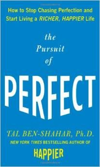 """We're all laboring under our own and society's expectations to be perfect in every way-to look younger, to make more money, to be happy all the time. But according to Tal Ben-Shahar, the New York Times bestselling author of Happier, the pursuit of perfect may actually be the number-one internal obstacle to finding happiness."""