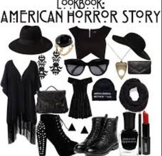 Inspired by American Horror Story: the Coven