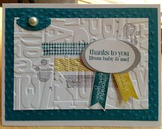 SU's Tape It, Cuddles and Kisses, and Banner Greetings Stamps Sets by djcorson