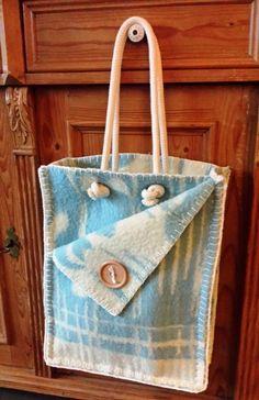 Naaien: Dekens *Sewing: Blankets ~DekenTas *Bag~