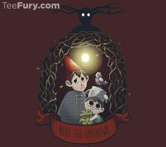 Into the Unknown by mcbenik. Get yours here: http://www.teefury.com/?utm_source=pinterest&utm_medium=referral&utm_content=intotheunknown%20threeoozarumoon&utm_campaign=organicpost