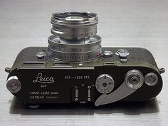 Leica M3 Olive UK Luton Repaint, Voigtlander Heliar 50mm F/2 ( 250th Anniversary Limited Edition )