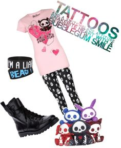 """""""Untitled #10"""" by iggybooboo ❤ liked on Polyvore"""