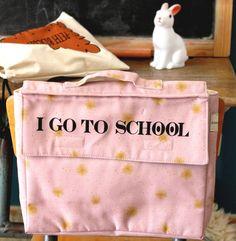 Image of cartable maternelle / first school bag -50% 23,50€ au lieu de 47€