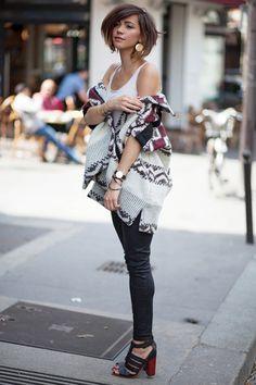 www.MsKnitwear.com | Интернет-журнал про женскую вязаную одежду #SteetStyle #StreetFashion #MsKnitwear #knitting #knit