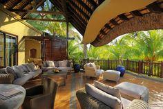 Chambre au Royal Palm, île Maurice