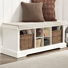 You'll love the Selbyville Storage Entryway Bench at Wayfair - Great Deals on all Furniture  products with Free Shipping on most stuff, even the big stuff.
