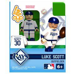 Mini Luke Scott Collectible!