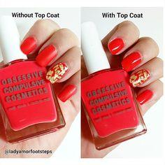 Indeed this color does Radiate @occmakeoccasion #naillacquer #nailartwow#nail#nails#fashion#nailart#nailartwow#naildesigns#trend #polishes#polish#bloguera #blogueramexicana#love#cute #smile#imats2015 #imatsla#goldleaf#beautiful #imatslosangeles#occcosmetics#occmakeup#occnails#occnailpolishes#lifestyle#style#lifestyleblogger#ladyamorfootsteps#lafblog#latinabloggers