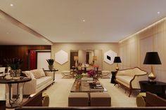 Living | Apartamento | SP - SP | BRASIL | by Douglas Branco.