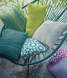 { Today I ♥ } La collection outdoor de chez Casamance