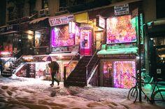 Poster | NEW YORK CITY von Vivienne Gucwa