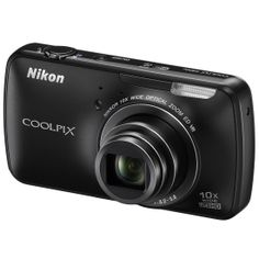 Android-Powered Coolpix S800c Headlines Nikon Announcements