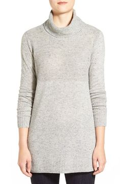 6a948d6833 Caslon® Turtleneck Tunic Sweater (Regular  amp  Petite) available at   Nordstrom Tunic