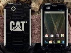 New CAT B15 Android Smartphone comes from Caterpillar: surprisingly well balanced! Get delivered with WorldCraze!
