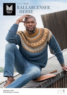 Søkeresultater for «Herre Pullover Design, Sweater Design, Icelandic Sweaters, Knit Art, Fair Isle Knitting, Knitting For Beginners, Knit Or Crochet, Blue Fashion, Knitting Patterns Free