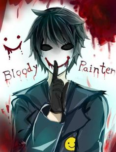 Naruto en nuevo Jeff the killer The Puppeteer Creepypasta, Creepypasta Cute, Creepypasta Proxy, Jeff The Killer, Creepy Drawings, Creepy Art, Scary, Familia Creepy Pasta, Creepy Pasta Family
