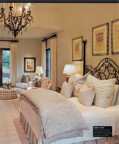 Master Bedroom    -    Blailock Design