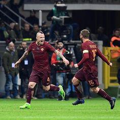 #Nainggolan #Roma #Inter #DeRossi #Perotti #Inter #SerieA #Italia