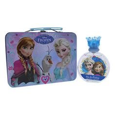 Childrens Fragrances: 3 Pack Frozen By Disney For Kids - 2 Pc Gift Set 3.4Oz Edt Spray, Metallic Lunc -> BUY IT NOW ONLY: $41.75 on eBay!