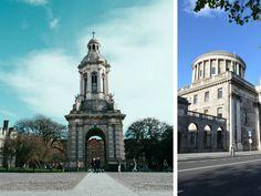 Dublin – Capitale de L'Irlande du Sud San Francisco Ferry, Dublin, Notre Dame, Circuit, Building, Travel, Southern Ireland, Irish Language, Viajes