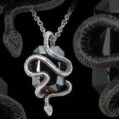 Exclusive Unique Necklace Pendant Alchemy Gothic by ArtGalleryJAR