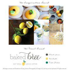 Branding Boards | Jane Johnson Design: Boutique Marketing Design for Photographers