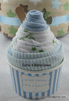 Hoi! Ik heb een geweldige listing gevonden op Etsy https://www.etsy.com/nl/listing/155855143/ice-cream-sundae-baby-gift-infant