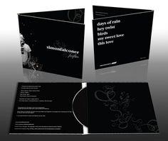 nice CD packaging