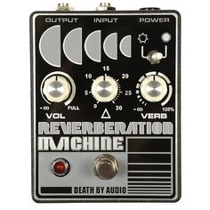 Death By Audio Reverberation Machine from Chicago Music Exchange