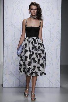 Holly Fulton Spring Summer Ready To Wear 2014 London