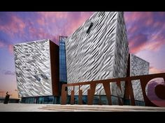 Titanic Belfast is the World's largest Titanic visitor experience and must-see attraction in Northern Ireland!