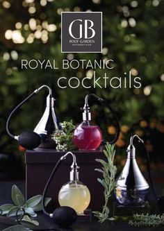 Royal Botanic Cocktails by Hotel Grande Bretagne, A Luxury Collection Hotel, Athens - issuu