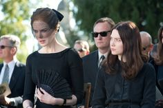 Still of Nicole Kidman and Mia Wasikowska in Stoker