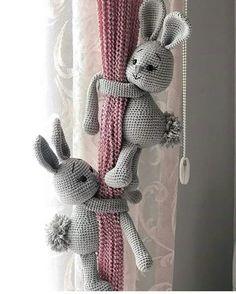 Diy Pillows Videos Black And White - Amigurumi Crochet Animal Patterns, Stuffed Animal Patterns, Crochet Patterns Amigurumi, Baby Knitting Patterns, Crochet Animals, Crochet Dolls, Knitted Dolls, Crochet Teddy, Crochet Bunny