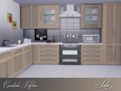 Lana CC Finds - Essentials Kitchen by Lulu265